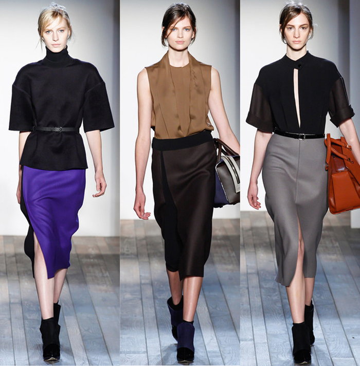 effortless elegance catwalk looks